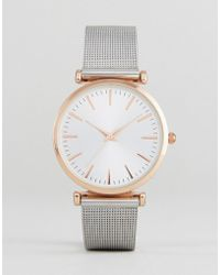 New Look | Mesh Strap Watch | Lyst