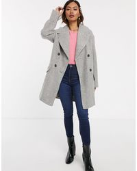 Oasis Relaxed Coat - Green