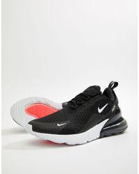 Nike Кроссовки Air Max 270 React - Черный