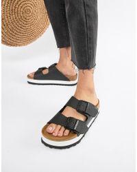 Birkenstock - Papillio By Antigua Flat Sandals - Lyst