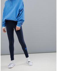 Nike - Nike England Swoosh Leggings - Lyst