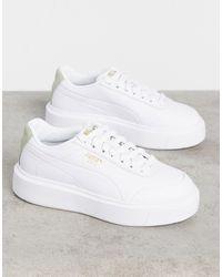 PUMA Oslo Femme - Sneakers - Wit