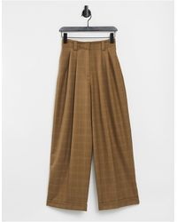 TOPSHOP Tailored Trackies - Green
