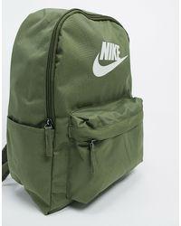 Nike Heritage 2.0 - Rugzak Met Logo - Groen