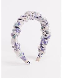 TOPSHOP Ruched Headband - Multicolour