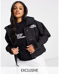 The North Face – Reign On – Jacke - Schwarz