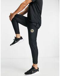 Nike - Черные Джоггеры Wild Run Essential-черный - Lyst