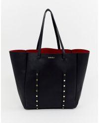 Carvela Kurt Geiger - Stud Detail Shopper Bag - Lyst