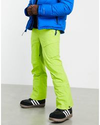 Columbia Powder Stash Ski Pant - Green