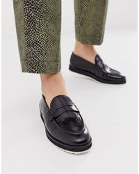 House Of Hounds Bowie Loafers - Black
