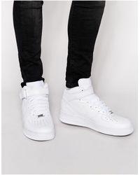 Nike – Air Force 1 Mid '07 – e Sneaker - Weiß