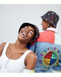 ASOS - Design X Glaad& Bucket Hat In All Over Print - Lyst