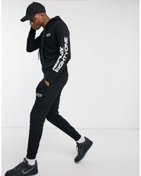 Replay Eightyone - Jogger à logo - Noir