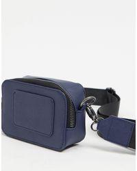 ASOS Cross Body Camera Bag - Blue