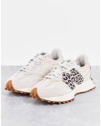 New Balance 327 - sneakers - Bianco