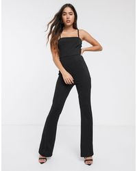 AX Paris Cami Jumpsuit - Black