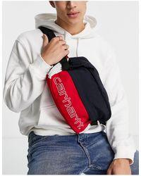 Carhartt WIP Сумка-кошелек На Пояс Terrace-красный