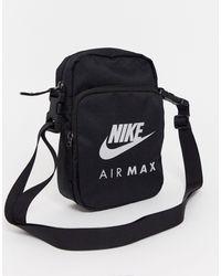 Nike Air Max - Pochette bandoulière - Noir