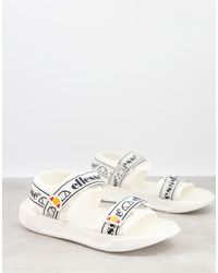Ellesse Белые Сандалии С Логотипом Denso-белый