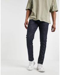 Edwin Ed85 Skinny Fit Jeans - Blue