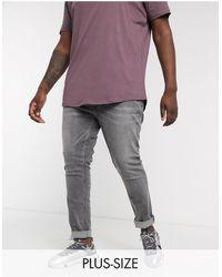 Burton Big & Tall Skinny Jeans - Multicolour
