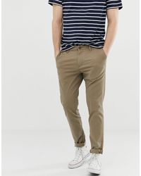 Jack & Jones Intelligence - Slim-fit Chino - Naturel