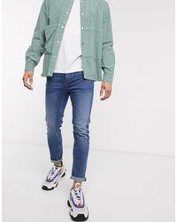 Celio* Carrot Jeans - Blue