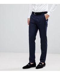 Heart & Dagger - Skinny Db Suit Trousers - Lyst