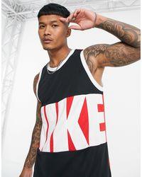 Nike Basketball Starting 5 Vest - Black