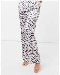 Liquorish Nightwear Pyjama Pants - Multicolour