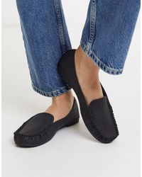 Call It Spring Werracia Flat Loafers - Black