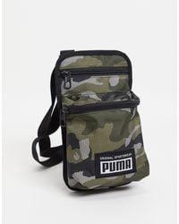 PUMA Academy Flight Bag - Green