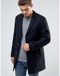 Esprit - Wool Overcoat - Lyst