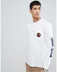Gio Goi Triangle Hoodie Mens Gents OTH Hoody Hooded Top Full Length Sleeve