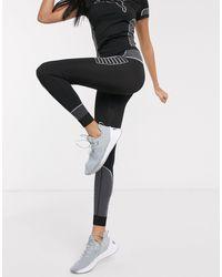 PUMA Evostripe High Rise Cropped leggings - Black