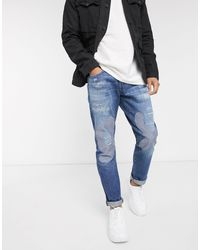 G-Star RAW - Vaqueros tapered Lanc 3D - Lyst
