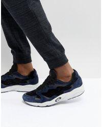 Asics - Gel-diablo Sneakers In Black Hl7u0-9090 - Lyst