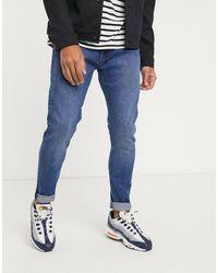 Wrangler Bryson Skinny Jeans - Blue