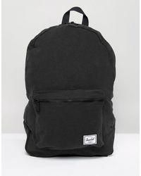 Herschel Supply Co. Черный Рюкзак . Daypack