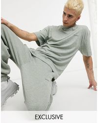 Collusion Oversized Trackies - Green