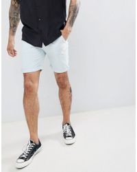 D-Struct - Turn Up Chino Shorts - Lyst