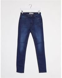 Ichi Jeans skinny - Blu