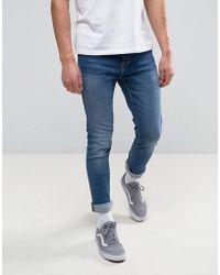 Carhartt WIP Skinny Trevor Jeans - Blue