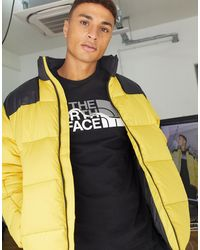 The North Face 1996 Retro Nuptse Jacket - Yellow