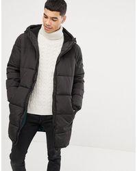 Esprit Puffer Coat - Black