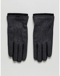 SELECTED - Simon Gloves - Lyst