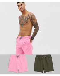 e6154039c8365 ASOS Pink in Pink for Men - Lyst