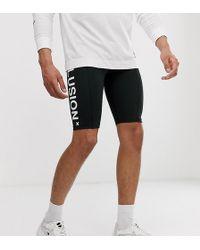 Collusion Short style leggings - Noir