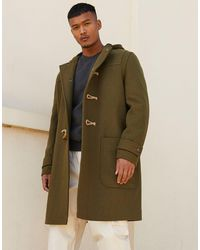 ASOS Duffle Coat - Multicolour