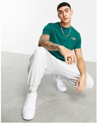 The North Face Simple Dome T-shirt - Green